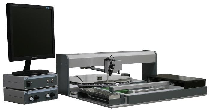 Полуавтомат установки компонентов УПМ-1000-1М