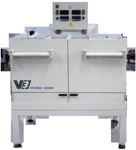 Модуль травления печатных плат