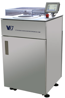Установка нанесения/проявления фоторезиста LCS