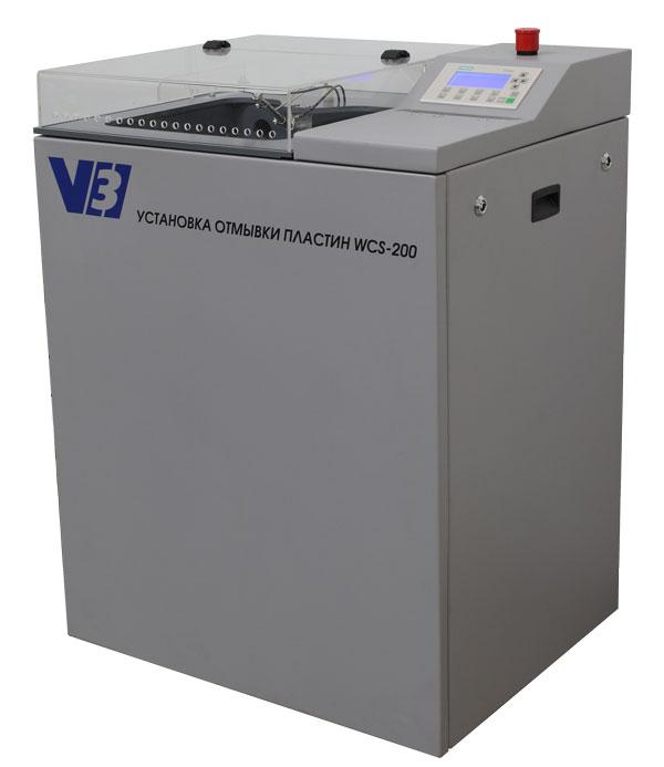 Установка отмывки пластин WCS-200