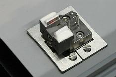 Оптический датчик измерения диаметра диска