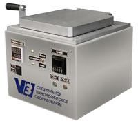 Термоплитка для задубливания фоторезиста HPS
